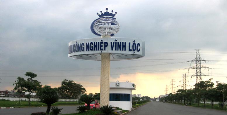 khu công nghiệp Vĩnh Lộc Bình Chánh