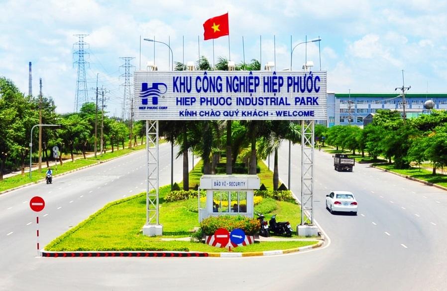 khu công nghiệp Hiệp Phước