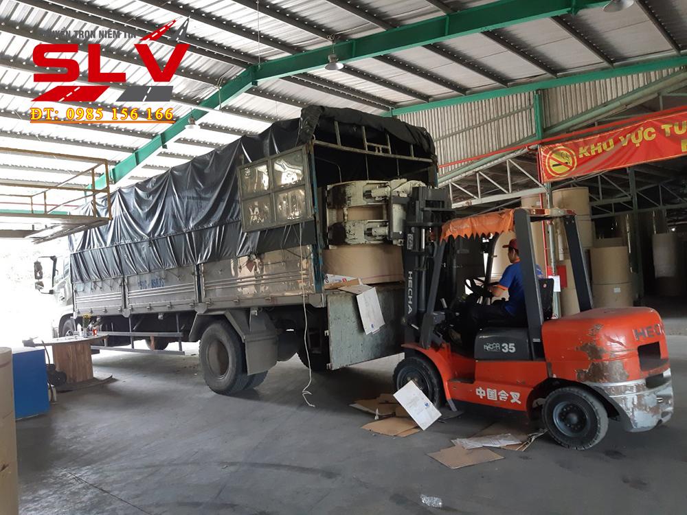 vận chuyển hàng hóa giá trị cao