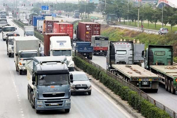 vận chuyển hàng hóa liên tỉnh