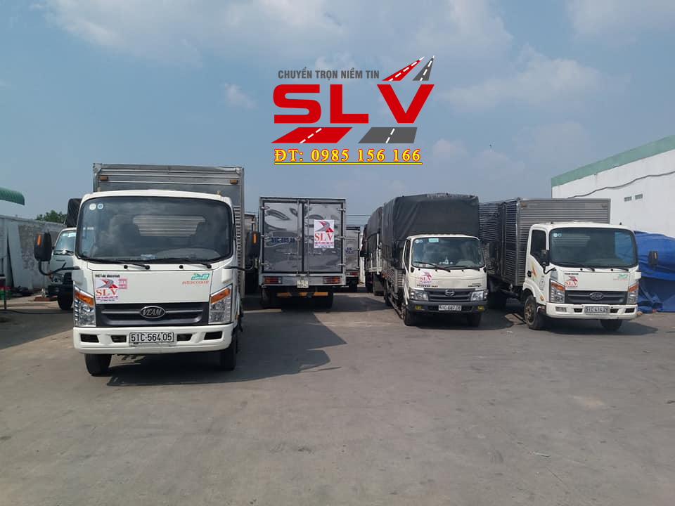dịch vụ vận chuyển hàng bằng xe tải
