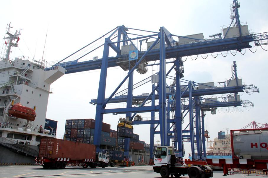 vận chuyển hàng hóa xuất nhập khẩu