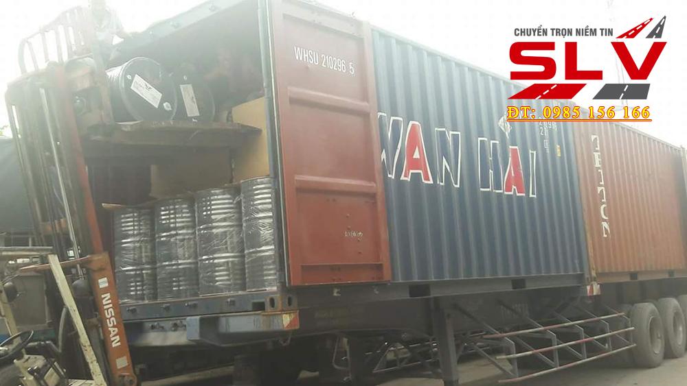 vận chuyển hàng hóa khu chế xuất tân thuận