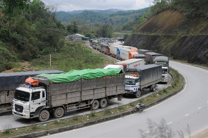 vận chuyển nông sản
